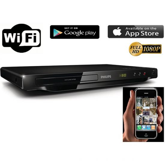 DVD PLAYER WİFİ KAMERA